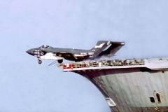 08_SeaVixen_launchingFromHMS_Eagle_Jan1970