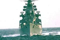 38_Kresta_class_destroyer_nr_Murmansk_March1970