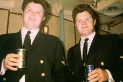 05_Byrne_twins_POs_mess_social_Simonstown_Aug1971