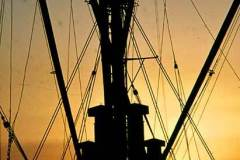 26_cargo_vessel_sunset_Bahrain_Oct1971