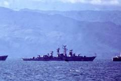 27KashinClassRefuellingOffMoroccoJan1970
