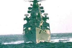 38_Kresta_class_destroyer_nr_Murmansk_March1970