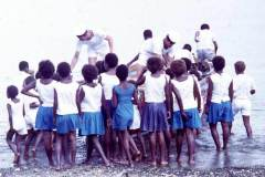 42_coming_ashore_in_Gemini_at_Kira_Kira_Solomons_Sept1970