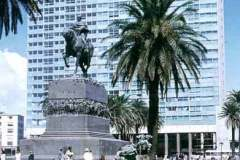 45_Dartigas_Sq_Montivideo_Uruguay_Jan1972