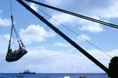 48_HMS_Minerva_anchored_off_St_Helena_June1970