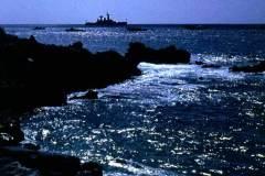 48_Minerva_anchored_off_Ascension_Island_June1970