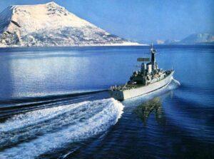 HMS Minerva F45